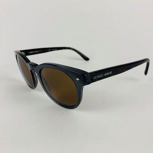 GEORGIO ARMANI AR 8055 Sunglasses Oval Full Rim